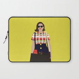 Peggy Olson Mad Men Laptop Sleeve