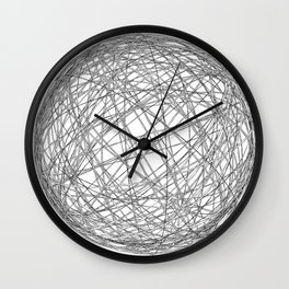 clew Wall Clock