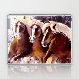 Three Beauties Laptop & iPad Skin