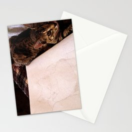 Modeling Stationery Cards