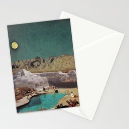 Utopian Biosphere Stationery Cards