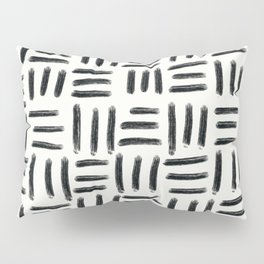 Three Stripes Pattern Pillow Sham