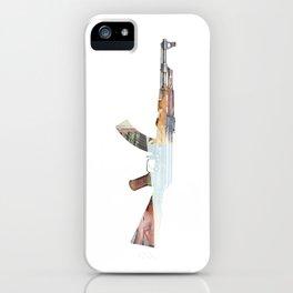 AK 47 iPhone Case