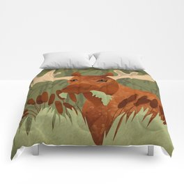 Moose Munch Comforters