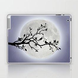 Luna Love Birds Laptop & iPad Skin