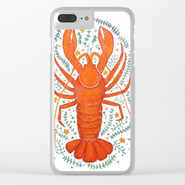 THERE'S NO CRAY LIKE HOME Clear iPhone Case