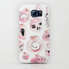 Pastel Witchy Bottles Galaxy S7 Slim Case