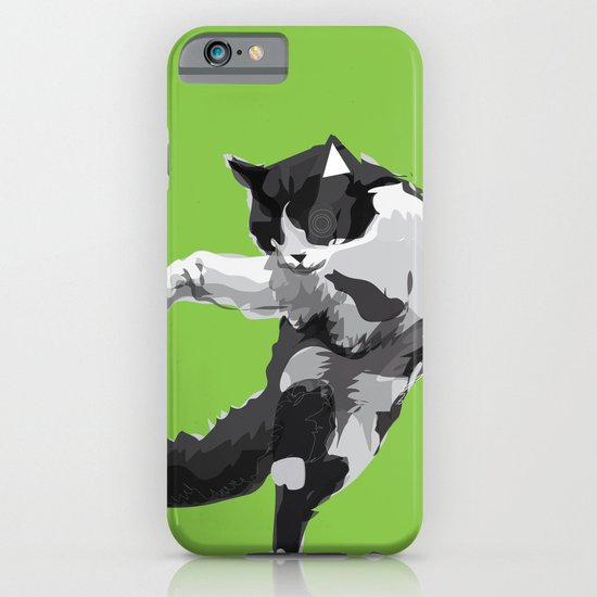 Dancing Cat iPhone & iPod Case