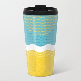 popsical sunset Travel Mug
