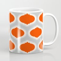 morocco Mugs featuring Morocco by Amy Harlow