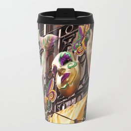 Krewe of Cork Travel Mug