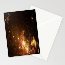 Star Formation Stationery Cards