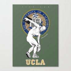 UCLA ...let there be light Canvas Print