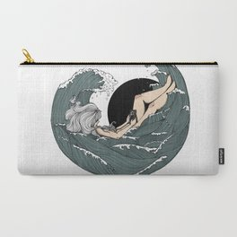 Sail to sea Carry-All Pouch
