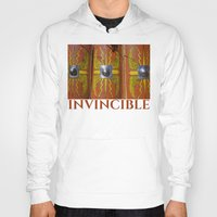 military Hoodies featuring Roman Military Shield - Scutum by digital2real