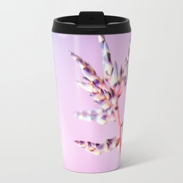 Bokeh Bromeliad Travel Mug