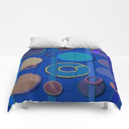 Abstract #21 Comforters