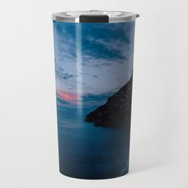 Positano Sunrise II Travel Mug