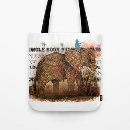 Savatthi elephant Tote Bag