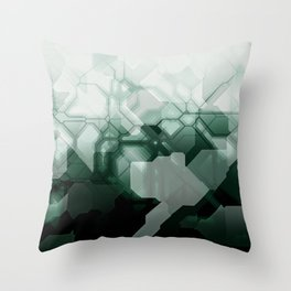 future fantasy bitter Throw Pillow