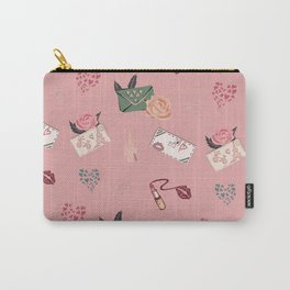 Write Me A Love Letter Carry-All Pouch