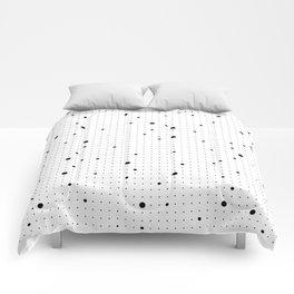 It's Full of Stars Comforters