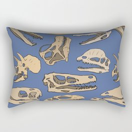 Paleontology Rectangular Pillow