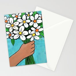 I Picked Them For You Stationery Cards
