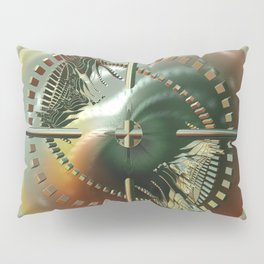 Shield of the Natural World Pillow Sham