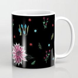 Digital Flora Coffee Mug