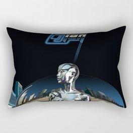 Skynet Rises Rectangular Pillow