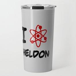 I love Sheldon Travel Mug