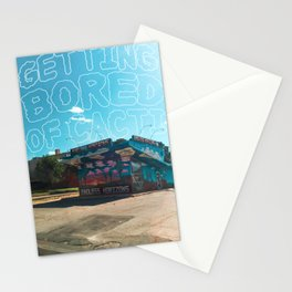 Odesert II (w/ text) Stationery Cards