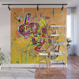 Grazy - Graffiti Wall Mural