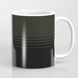 Deep Forest Horizontal Gradient Coffee Mug