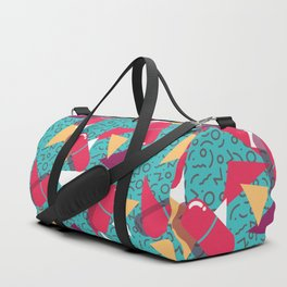 Pills Pattern 014 Duffle Bag