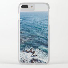 Palos Verdes II Clear iPhone Case