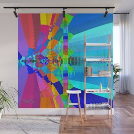 Chromesthesia Two Wall Mural