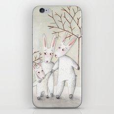 Bunnies iPhone Skin