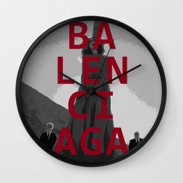 BALENCIAGA Wall Clock