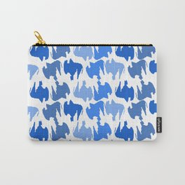 Buffalo Blues Carry-All Pouch