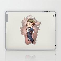 hannibal lecter Laptop & iPad Skin
