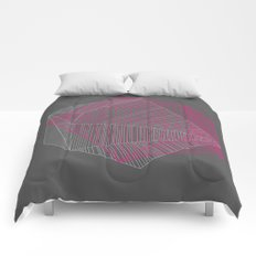 Shapes N Stripes Comforters