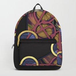 METATRON'S CUBE Backpack