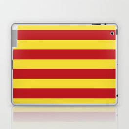 Catalunya: Catalan Flag Laptop & iPad Skin