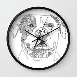 Lesley Wall Clock