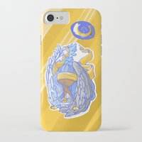 libra iPhone & iPod Cases featuring Libra by SinisterSquids