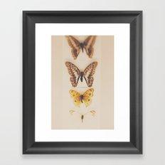 change ...  Framed Art Print