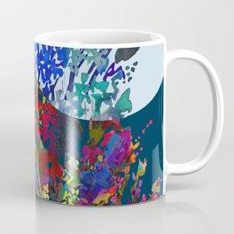 Garden of Many Moons Coffee Mug