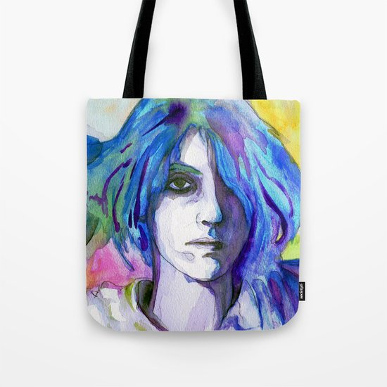 """""""Are We There"""" by Cap Blackard Tote Bag"""